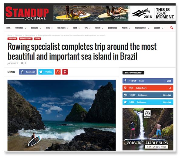 Site Stand up Journal - clique na imagem para ler