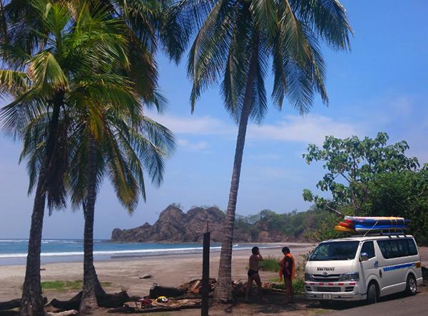 Praia Carrillo